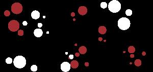 redwhite-bubbles